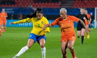 Brasil e Holanda não saem do zero na estreia do Torneio da França