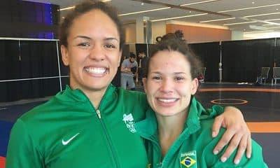 Lais Nunes e Aline Silva classificadas para Tóquio 2020 no wrestling