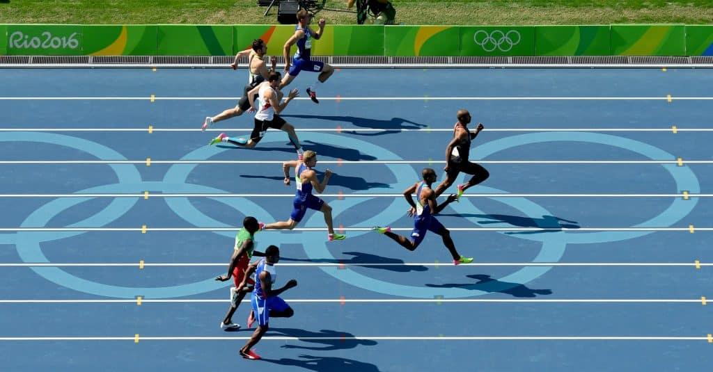 Atletismo nos Jogos Olímpicos de Tóquio 2020