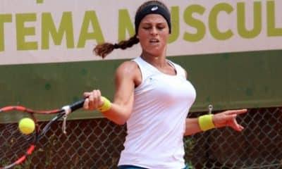 Brasileiras decepcionam no ITF de Olímpia. Carolina Meligeni segue viva na chave de simples