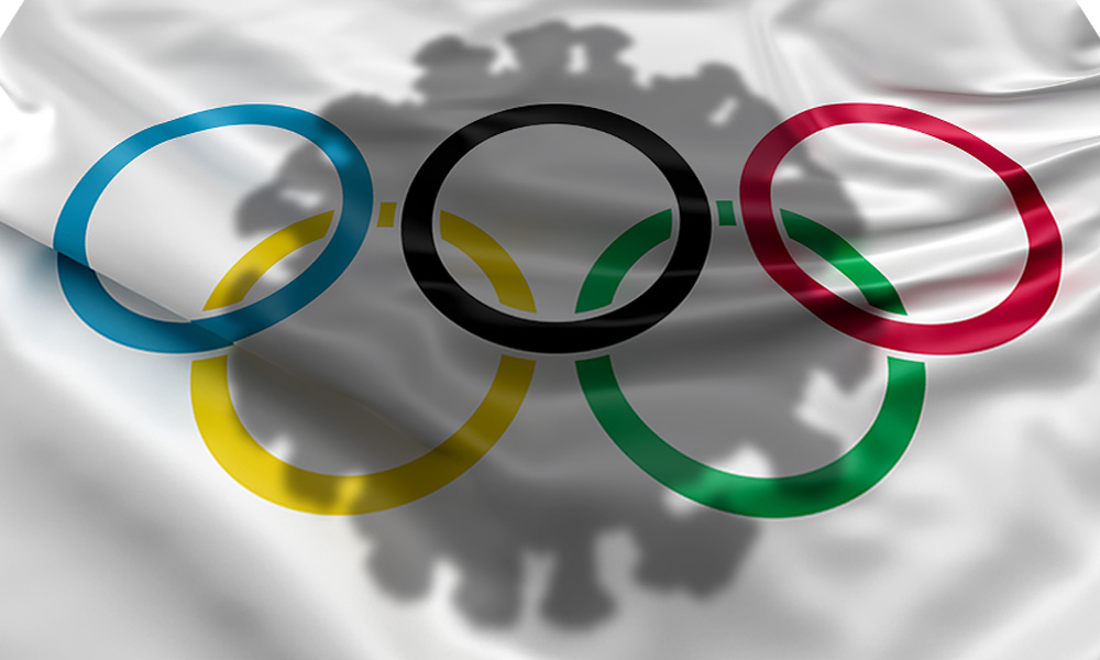 coronavírus esporte olímpico bandeira COB adiamento Tóquio 2020 adiamento COI