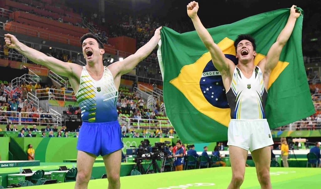 Rio 2016 Diego Hypólito Arthur Nory solo masculino Jogos Olímpicos