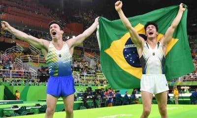 Rio 2016 Diego Hypólito Arthur Nory