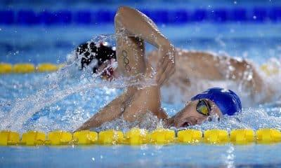 Natação - CBDA - adiamento olimpíadas