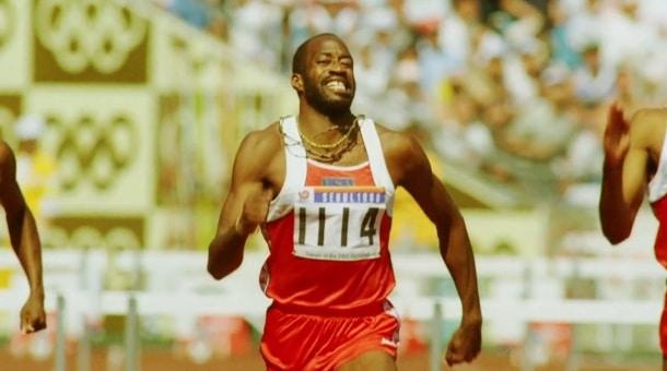 Edwin Moses só não foi tricampeão no atletismo dos Jogos Olímpicos por causa do boicote à Olimpíada de Moscou