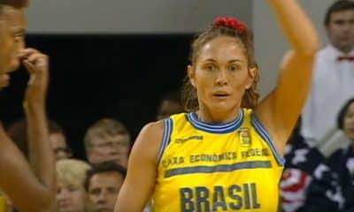 FIBA disponibilizou o título da seleção brasileira feminina de basquete no Mundial de 1994
