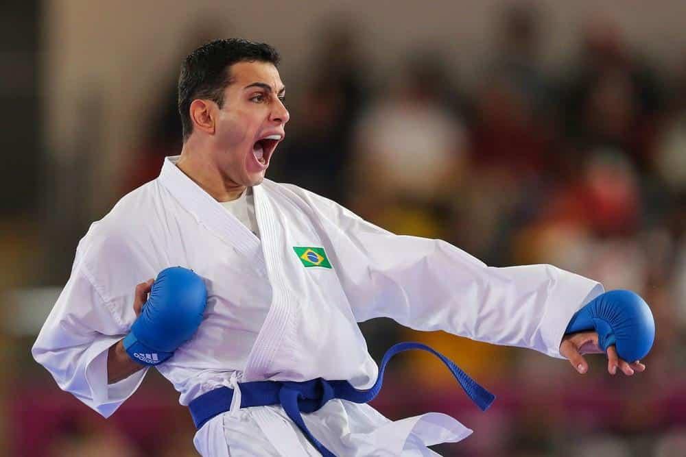 Vinícius Figueira vaga para Tóquio novos esportes jogos olímpicos