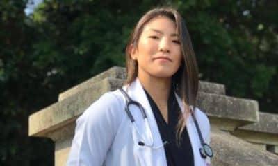 Gabriela Chibana judô enfermagem
