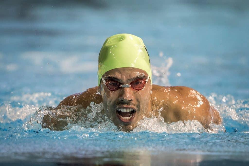Daniel Dias - Tóquio 2021 Paralímpico Paralímpiada