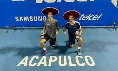Melo e Kubot conquistaram o 14º título juntos (Foto: Divulgação/ ATP)