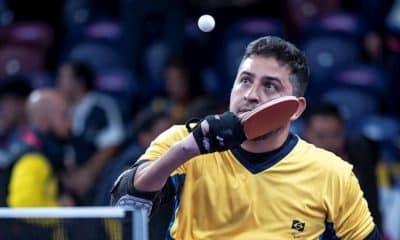 Aloísio Lima era um dos atletas participantes. Crédito: Daniel Zappe/CPB.