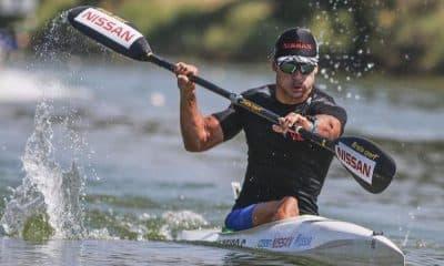 Caio Ribeiro ganhou quatro medalhas de ouro na competição em São Paulo (Foto: Daniel Zappe)