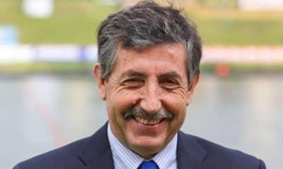 Presidente da Federação Internacional de Canoagem, José Perurena López deixa o cargo em 2020 (Foto: Getty Images)