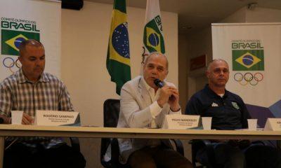 COB trabalha para enfrentar os desafios do Time Brasil para Jogos de Tóquio