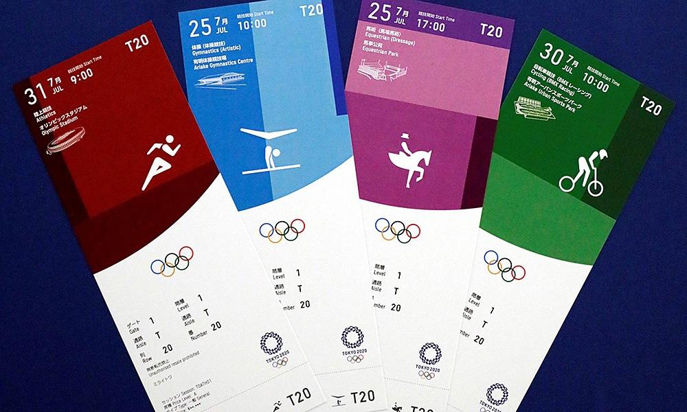 ingressos jogos olímpico toquio-2020