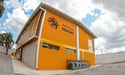 Inauguração do Instituto Reação em Cuiabá