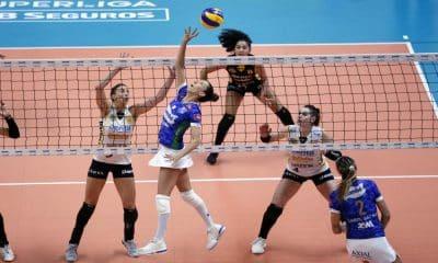 Superliga Feminina CBV ranking ao vivo superliga de vôlei feminino