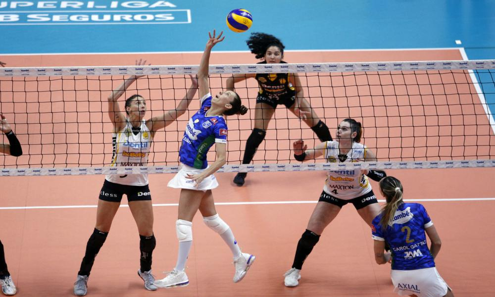 Superliga Feminina CBV ranking