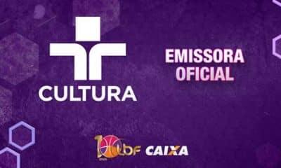 A TV Cultura é a nova emissora oficial da Liga de Basquete Feminino