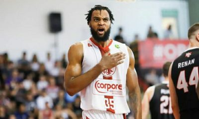 Maique, do basquete, está em recuperação do coronavírus