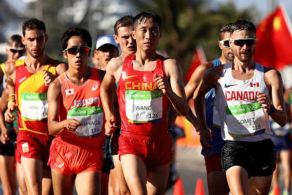 marcha 20km jogos olímpicos tóquio 2020