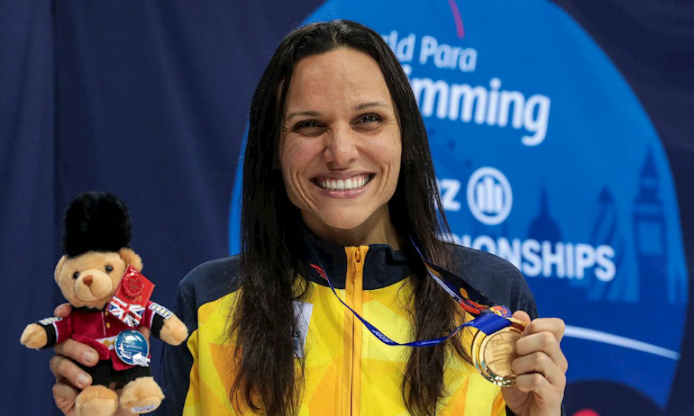 Destaques femininos Paralimpíada