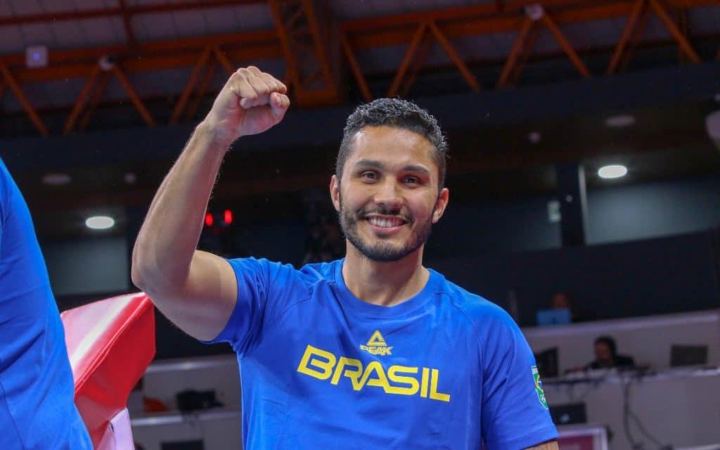 Mateus Alves,  Head Coach da Equipe Olímpica Permanente do Brasil de boxe - Foto: Divulgação/CBBoxe