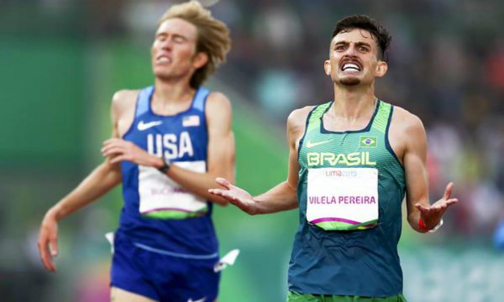 Ederson Pereira maratona