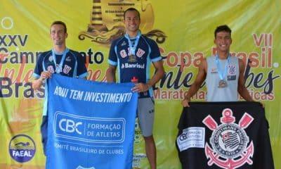 Fernando Ponte - Campeonato Brasileiro de maratonas aquáticas