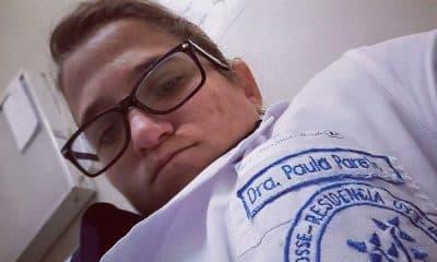 Paula Pareto judô coronavírus