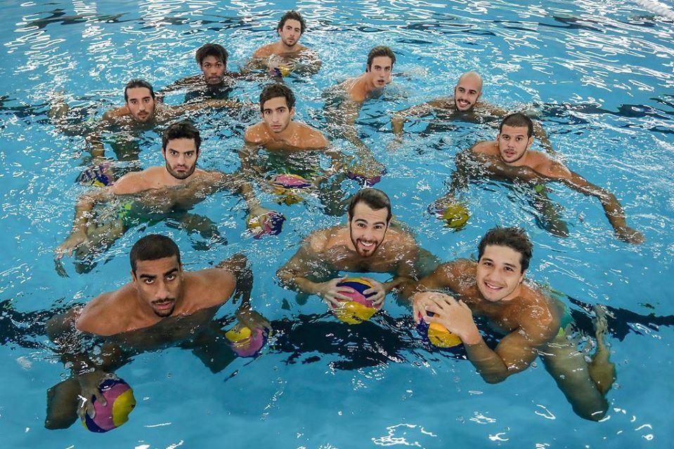 Seleção masculina de polo aquático