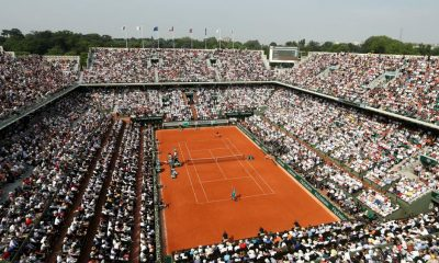 Roland Garros vai acontecer no segundo semestre