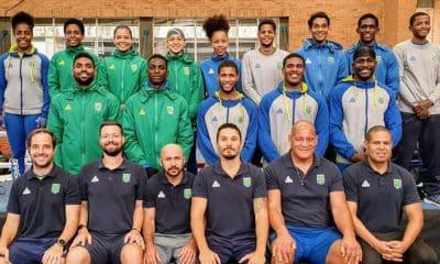 seleção brasileira de boxe encerrou na Colômbia preparação para o pré-olímpico das américas