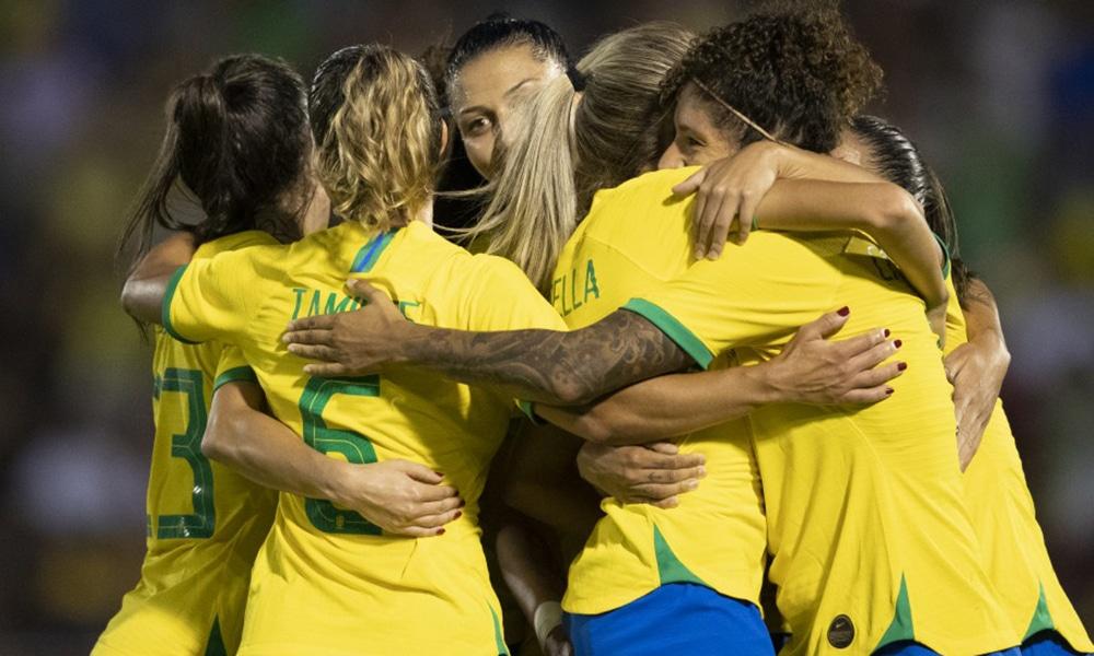 Seleção brasileira de futebol feminino vai jogar torneio na França Tabela do Torneio da França de futebol feminino 2020