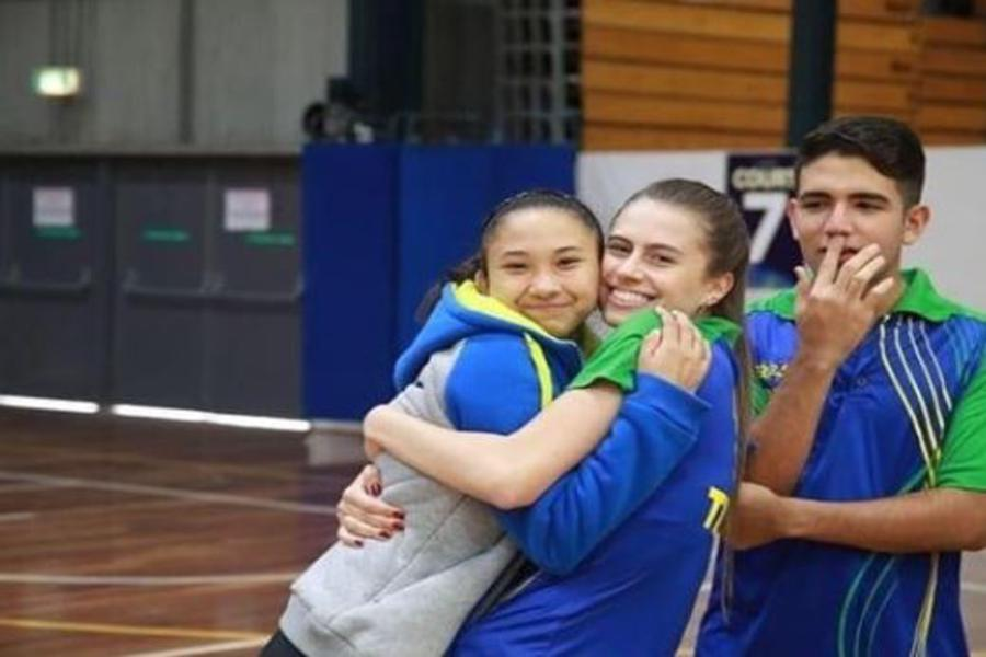 Irmãs Takahashi - Bruna e Giulia - Quarentena