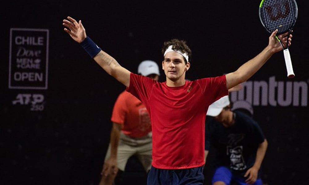 Thiago Wild é campeão do ATP de Santiago bolsonaro coronavírus atletas