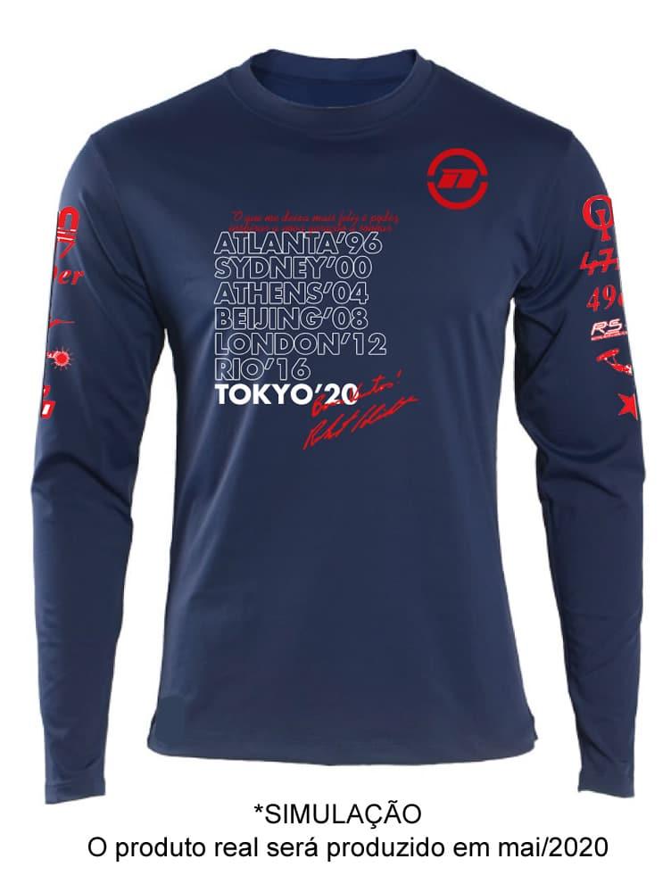 Robert Scheidt - Coronavírus - Camiseta