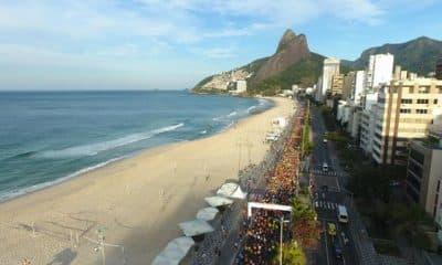 Meia Maratona do Rio de Janeiro foi adiada por conta do coronavírus