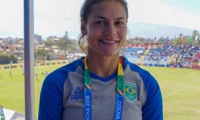 Baby Futuro falou do adiamento das Olimpíadas de Tóquio, da aposentadoria e seleção brasileira de rúgbi sevens