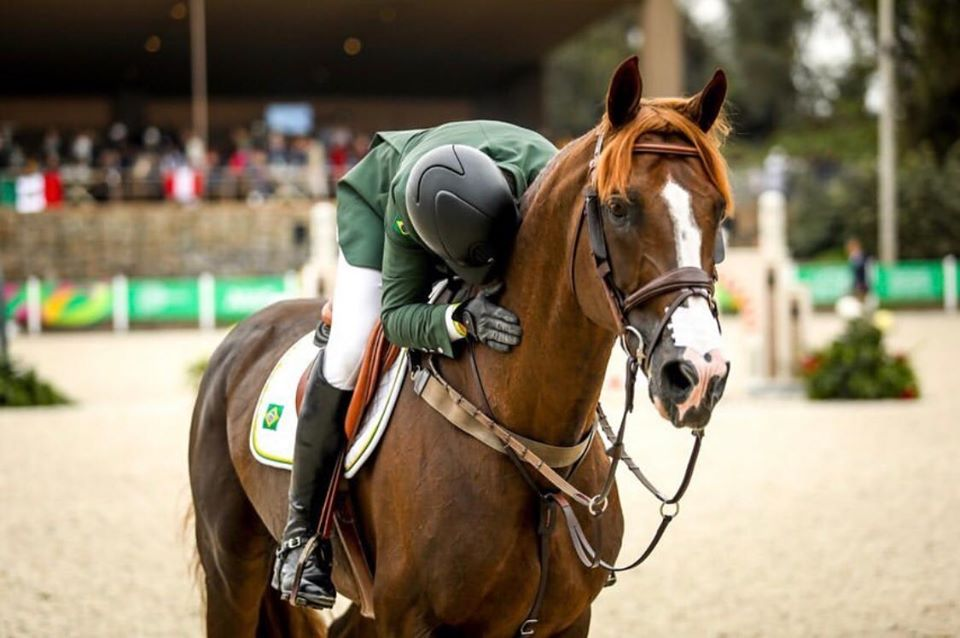 Pedro Veniss - Hipismo - Coronavírus - Quarentena - Cavalo