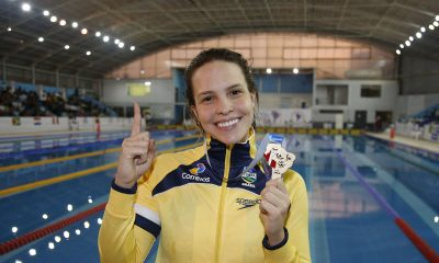 Giovanna Diamante - natação - tóquio 2020 - maria lenk