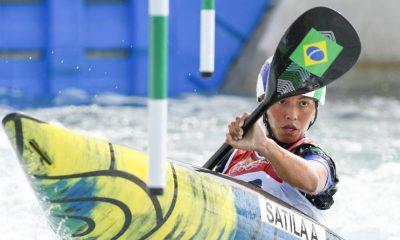 Ana Sátila C1 K1 Canoagem Slalom