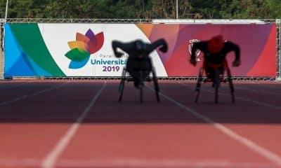 As Paralimpíadas Universiárias, que aconteceriam em São Paulo, estão canceladas por conta do coronavírus