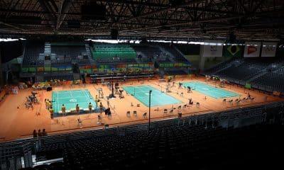 Badminton BWF suspende eventos até julho