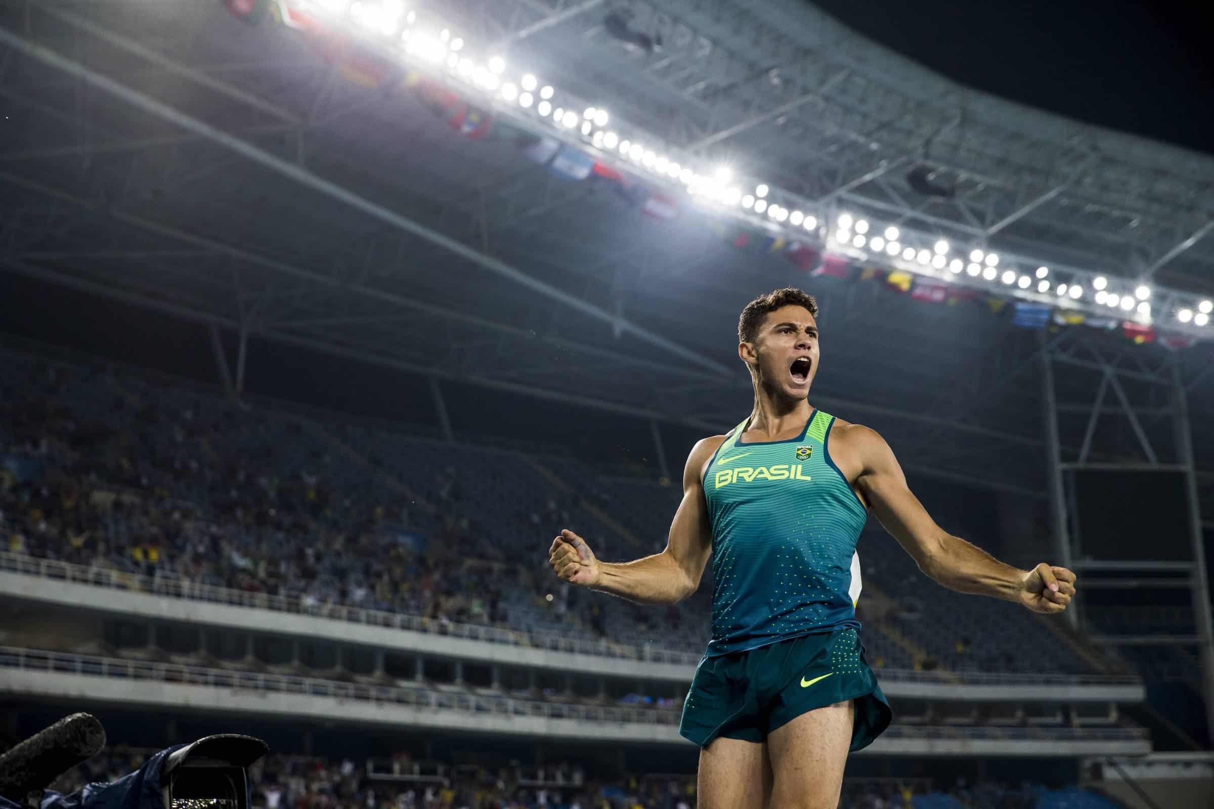 Com Thiago Braz e Rogério Sampaio, relembre medalhas surpreendentes do Brasil em Jogos Olímpicos