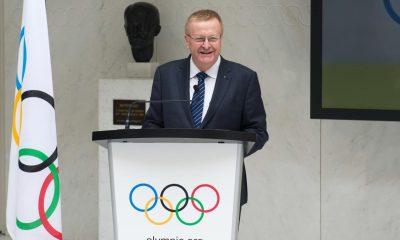 John Coates - COI - Olimpíadas de Tóquio - Coronavírus - Vacina