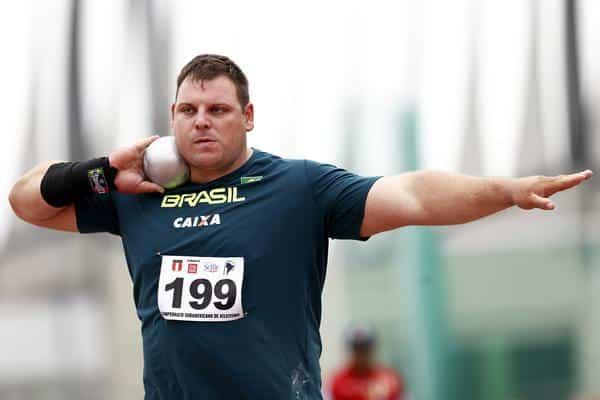 Darlan Romani está classificado para os Jogos Olímpicos de Tóquio e mantém a rotina de treinos em meio á pandemia do coronavírus