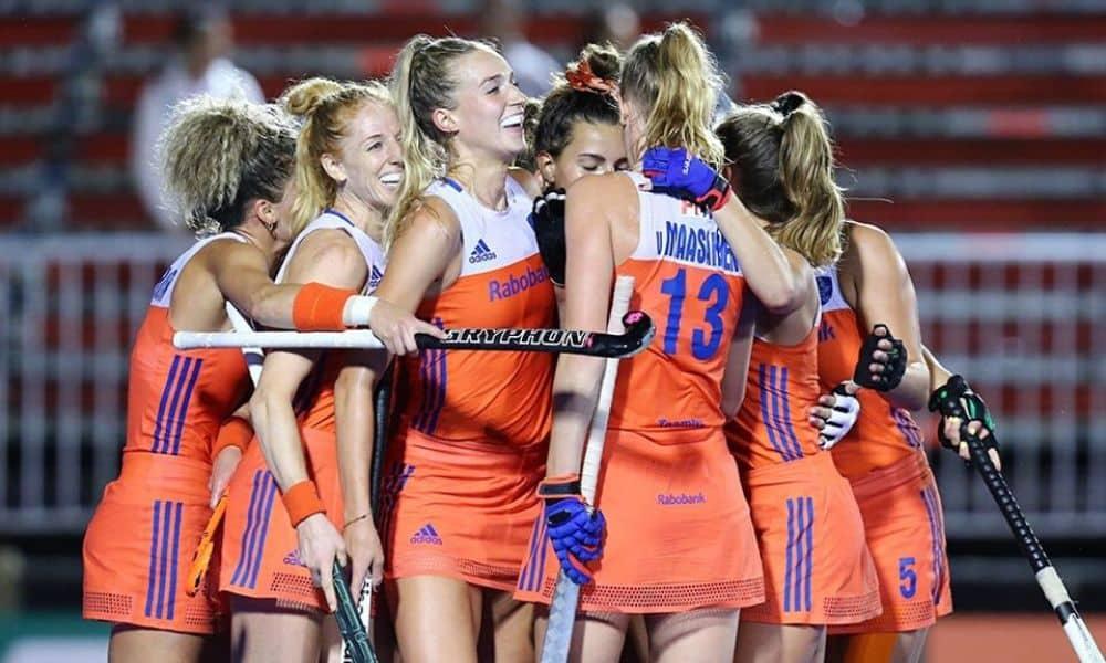 Holanda defende o título da Pro League de hóquei na grama, que foi estendida para 2021