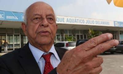 Com COVID-19, morre Coaracy Nunes, ex-presidente da CBDA