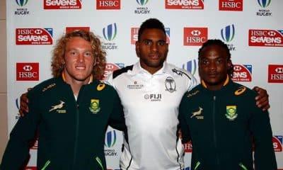 Semi Kunatani, jogador de rúgbi, atleta de Fiji preso coronavírus